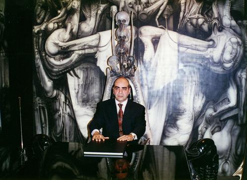 José Herrou Aragón, autor de La Religión Prohibida